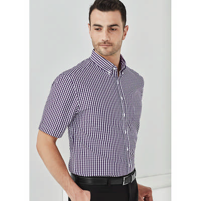 Mens Springfield Short Sleeve Shirt