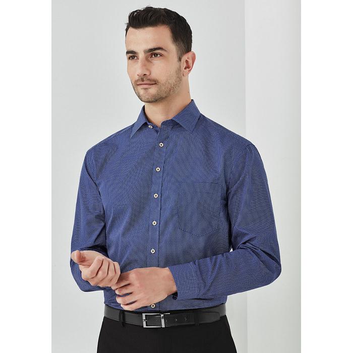 Mens Oscar Long Sleeve Shirt