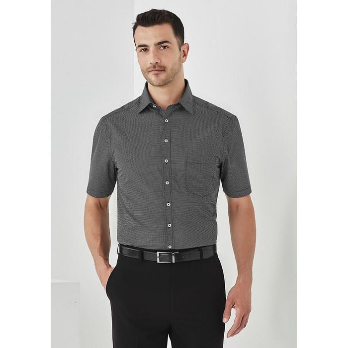 Mens Oscar Short Sleeve Shirt