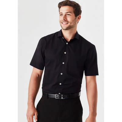 Mens Charlie Classic Fit SS Shirt