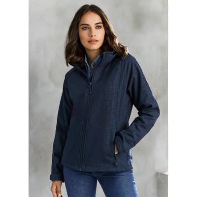 Ladies Geo Jacket