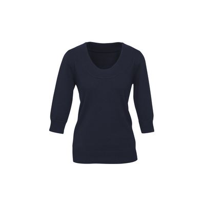 Ladies 8020 Wool-Rich Pullover