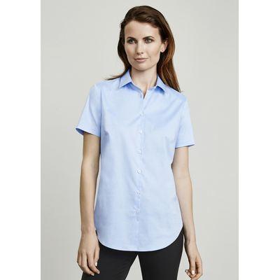 Camden Ladies Short Sleeve Shirt