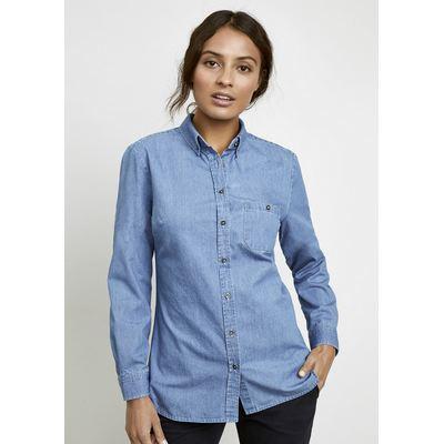 Indie Ladies Long Sleeve Shirt