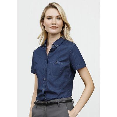Indie Ladies Short Sleeve Shirt