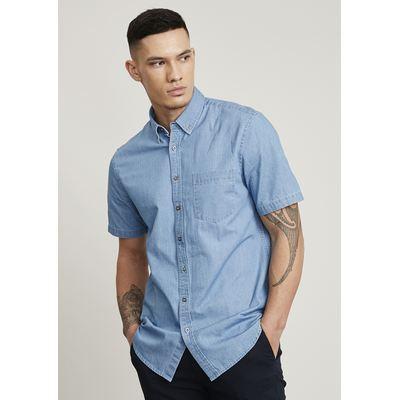 Indie Mens Short Sleeve Shirt