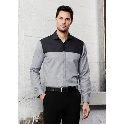 Mens Havana Long Sleeve Shirt