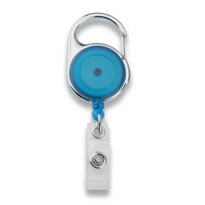 Badge Holder - Blue