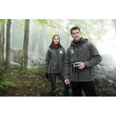 Bryce Insulated Softshell Jacket-Mens