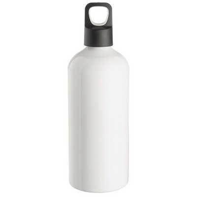 Aluminium Drink Bottle - White