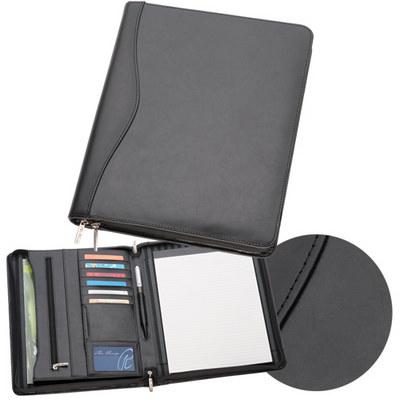 A4 Leather Compendium