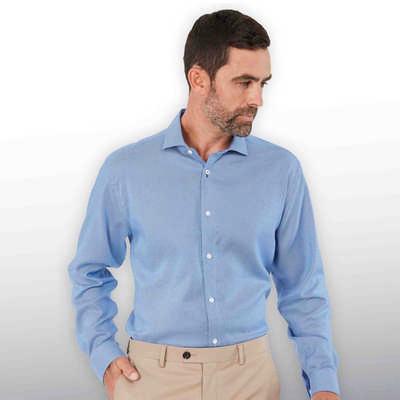 Barkers Quadrant Shirt Mens
