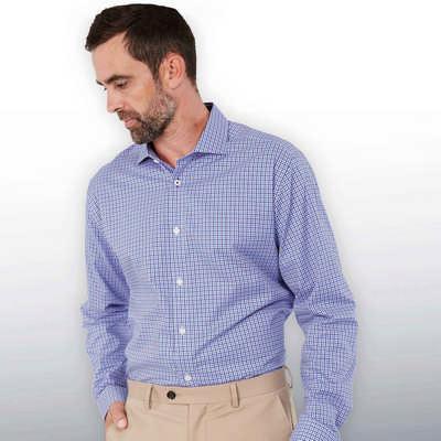 Barkers Stamford Check Shirt Mens