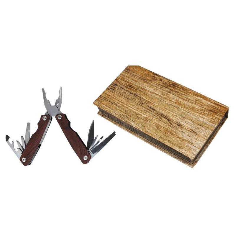 Trekk Wood Finish Multi Tool