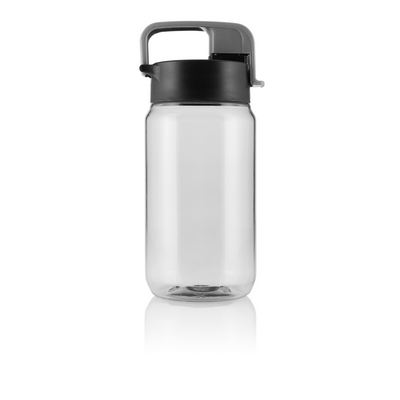 Earth 500ml Protein Shaker - CLEAR TRANSPERENT - (printed with 1 colour(s))  (EAR-001_BOA)