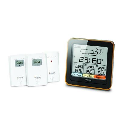 Multi-Zone Weather Station   (RAR502_AC)