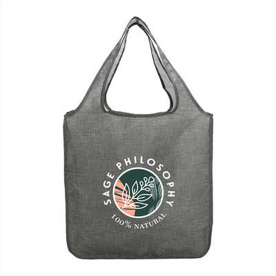 Ash Recycled Large Shopper Tote