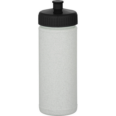 16-oz. Sports Bottle - NaturalWhite