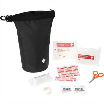 Venture Waterproof 12-Pc First Aid Bag