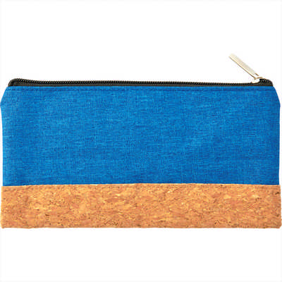 Heather Pouch with Cork Combo