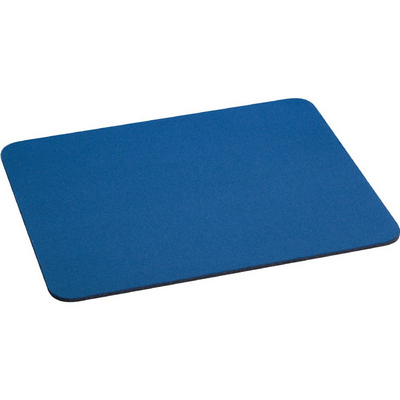 "18"" Rectangular Rubber Mouse Pad"