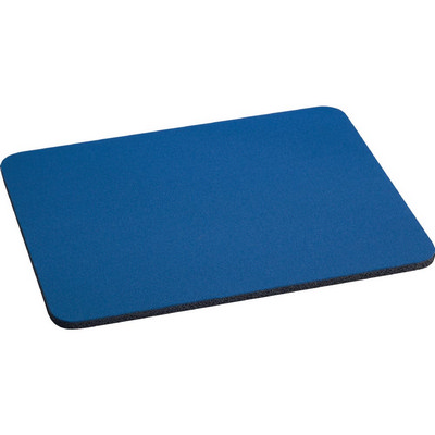 "14"" Rectangular Rubber Mouse Pad"