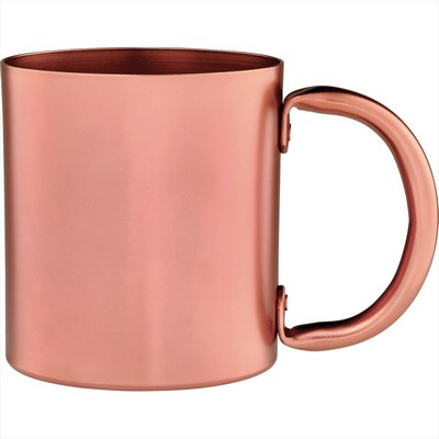 Copper 14-oz. Retro Mug