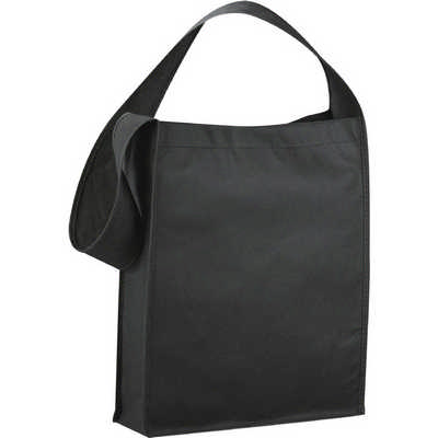 Cross Town Non-Woven Shoulder Tote