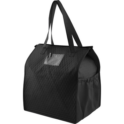 Deluxe Non-Woven Insulated Grocery Tote SM-7722_BUL