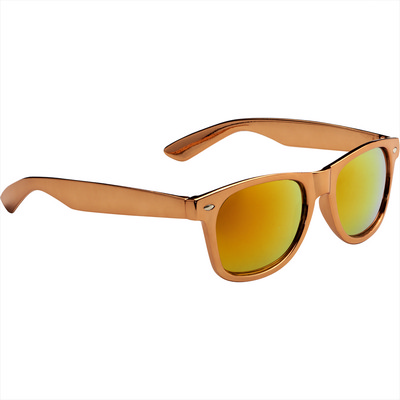 Metallic Sun Ray Sunglasses