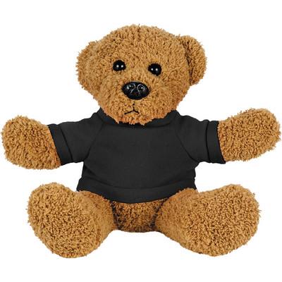 8 inch Plush Rag Bear with Shirt