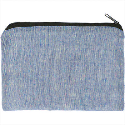 Recycled 5oz Cotton Twill Pouch