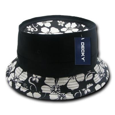 Floral Brim Fisherman Hat