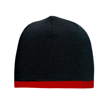 """8"""" Beanies With 7/8"""" Trim"""