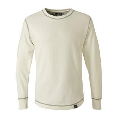 J.America Vintage Ls Thermal T-Shirt