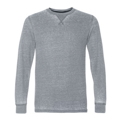 J.America Vintage Zen Thermal Ls T-Shirt