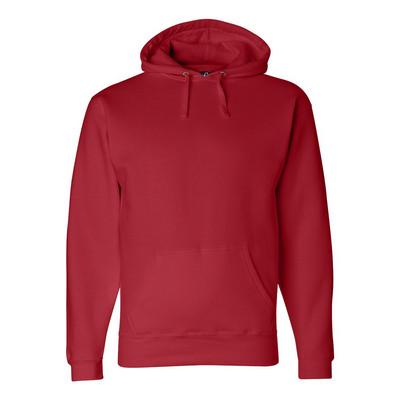 J.America Premium Fleece Pullover Hood