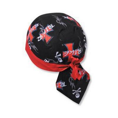Biker Style Head Wrap
