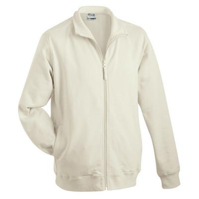 James & Nicholson Sweat Jacket