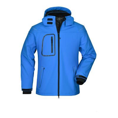 James & Nicholson Menâ??s Winter Softshell Jacket