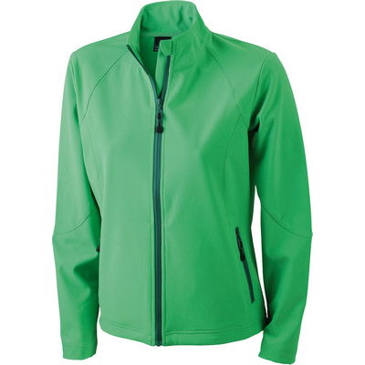 James & Nicholson Ladies Softshell Jacket