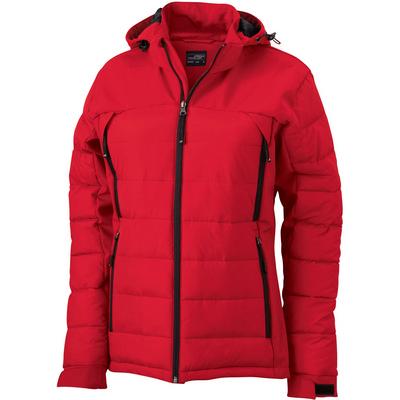 James & Nicholson Ladies Outdoor Hybrid Jacket
