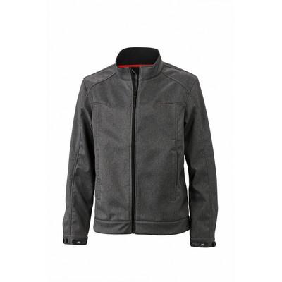 James & Nicholson Mens Softshell Jacket