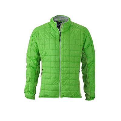 James & Nicholson Mens Hybrid Jacket