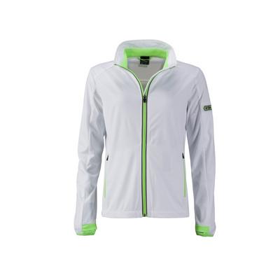 James & Nicholson Ladies Sports Softshell Jacket