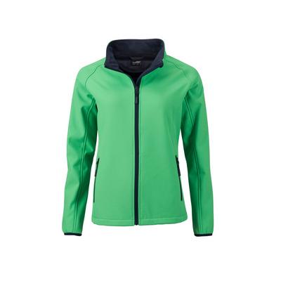 James & Nicholson Ladies Promo Softshell Jacket