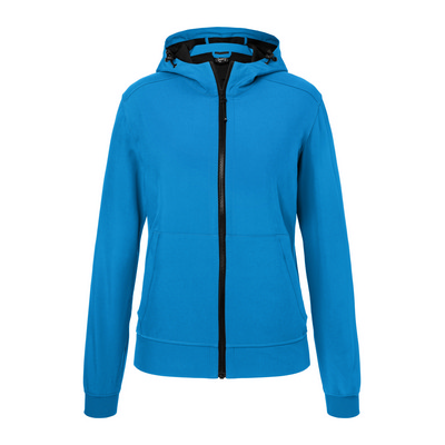 James & Nicholson Ladies Hooded Softshell Jacket