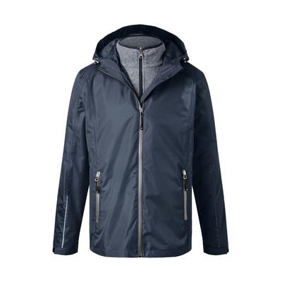 James & Nicholson Mens 3-in-1-Jacket