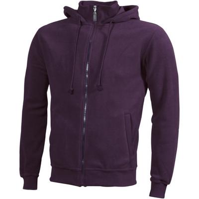 James & Nicholson Microfleece Hooded Jacket
