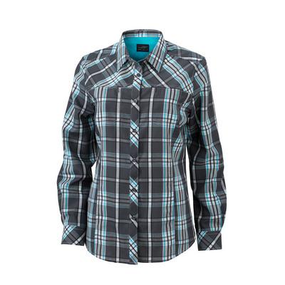 James & Nicholson Ladies UV-Protect Trekking Shirt